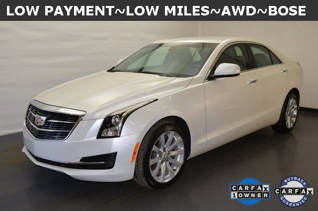 Used 2018 Cadillac ATS Sedan in Cleveland, OH