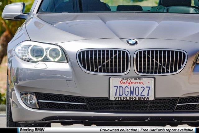 2013 BMW 5 Series 4dr Sdn 535i RWD