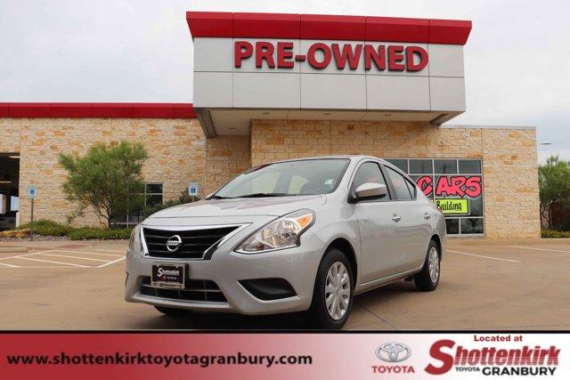Used 2017 Nissan Versa in Granbury, TX