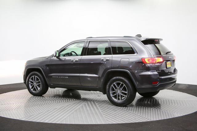 2017 Jeep Grand Cherokee for sale 123313 57
