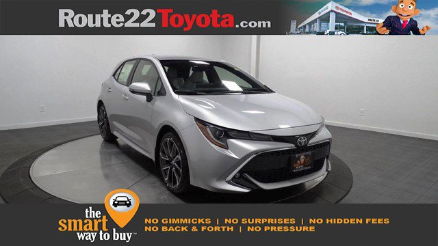 New 2019 Toyota Corolla Hatchback in Hillside, NJ