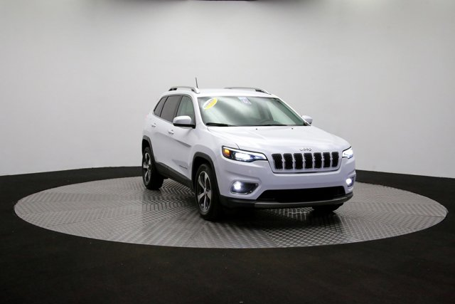 2019 Jeep Cherokee for sale 124134 44