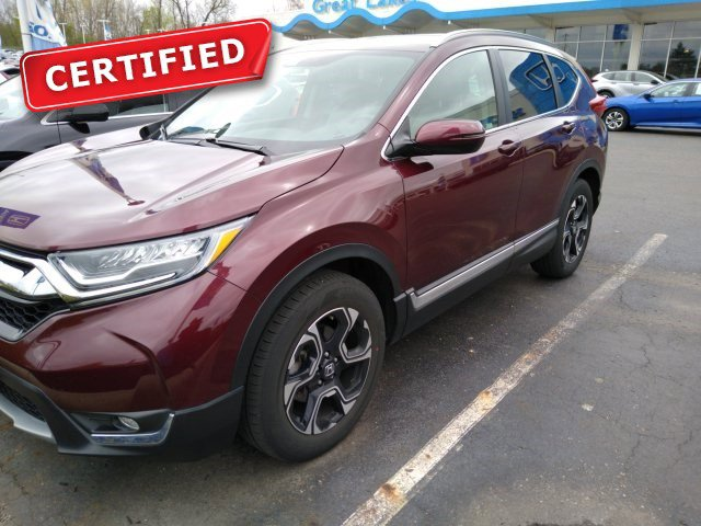 Used 2018 Honda CR-V in Akron, OH