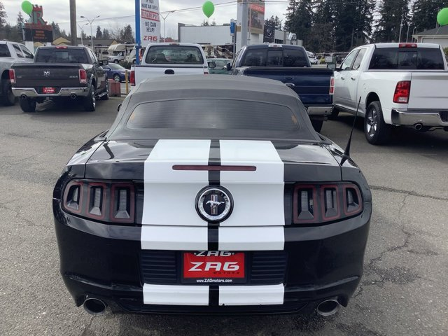 Used 2014 Ford Mustang 2dr Conv V6
