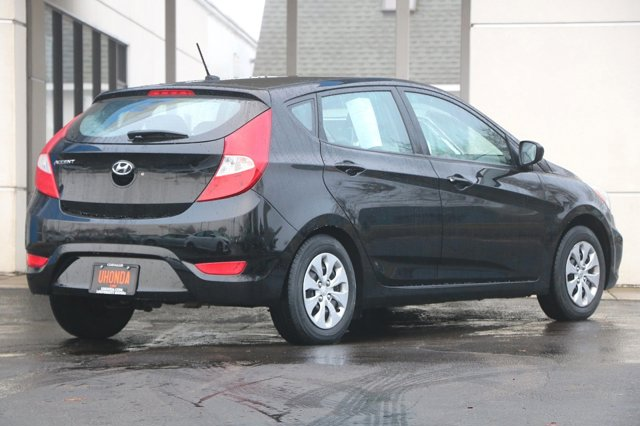 Used 2015 Hyundai Accent 5dr HB Auto GS