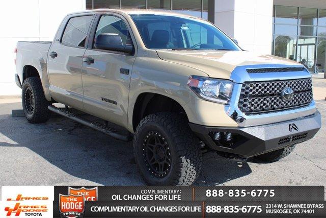 New 2020 Toyota Tundra in Muskogee, OK