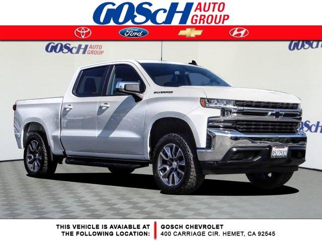 "2020 Chevrolet Silverado 1500 LT 2WD Crew Cab 147"" LT Gas V8 5.3L/325 [1]"