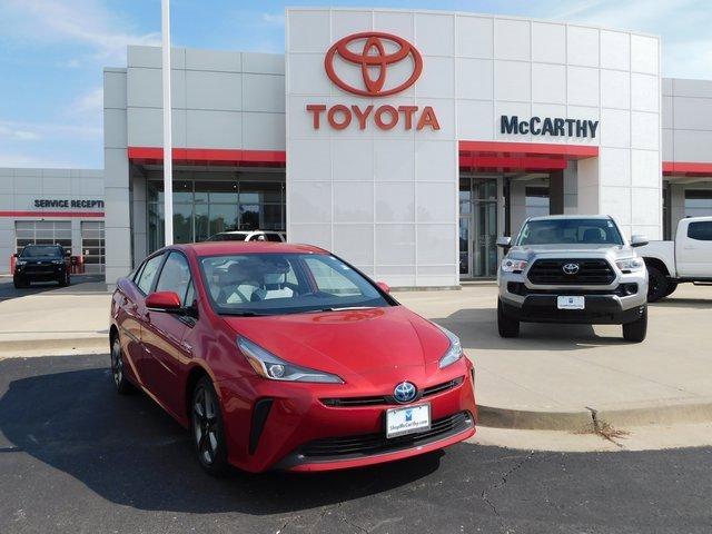 New 2019 Toyota Prius in Sedalia, MO