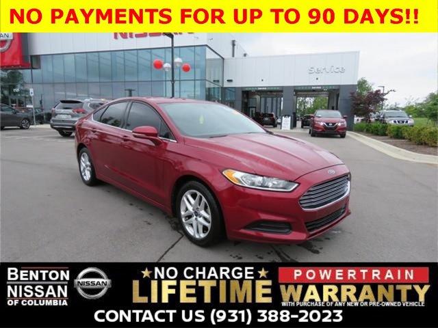Used 2016 Ford Fusion in , AL