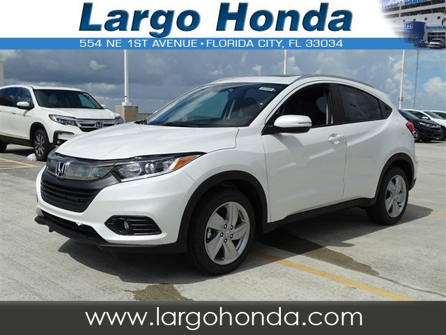 New 2019 Honda HR-V in Florida City, FL