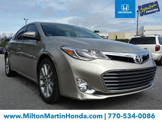 Used 2015 Toyota Avalon in Gainesville, GA