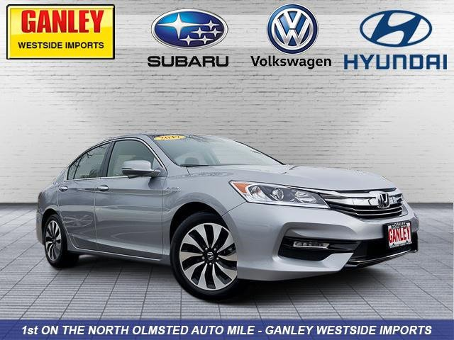 Used 2017 Honda Accord Hybrid in Cleveland, OH