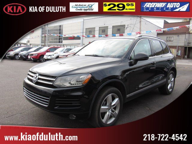 Used 2011 Volkswagen Touareg in Duluth, MN