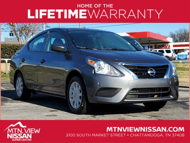 Used 2019 Nissan Versa in Chattanooga, TN