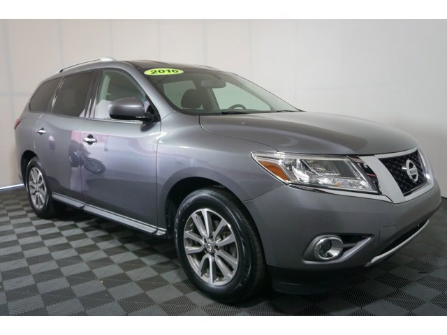 Used 2016 Nissan Pathfinder in Memphis, TN