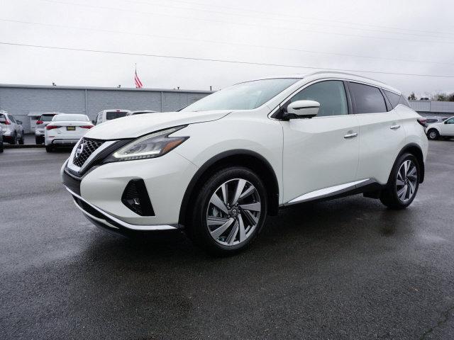 New 2020 Nissan Murano in Kingsport, TN