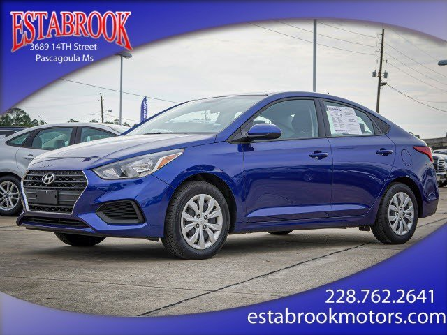 Used 2018 Hyundai Accent in Pascagoula, MS