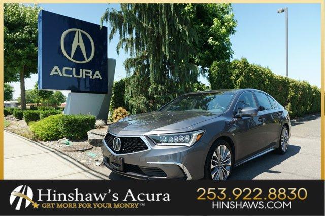 Used 2018 Acura RLX in , AL