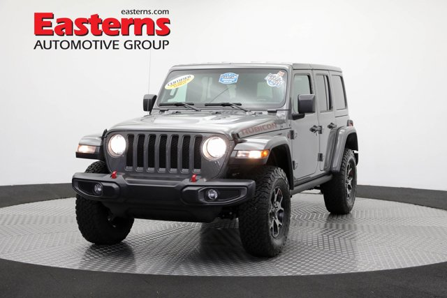 2018 Jeep Wrangler Unlimited Rubicon Convertible
