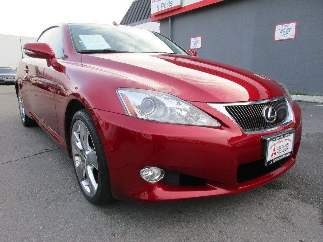 Photo 2 of this used 2010 Lexus IS 350C vehicle for sale in San Rafael, CA 94901