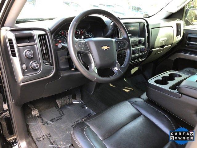 Used 2017 Chevrolet Silverado 1500 4WD Crew Cab 153.0 LT w-1LT