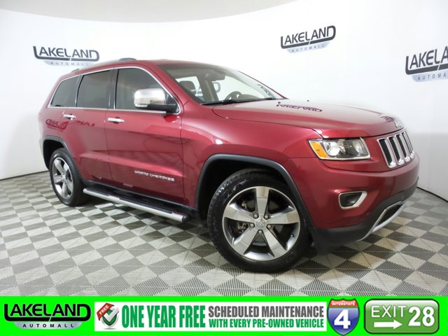 Used 2015 Jeep Grand Cherokee in ,