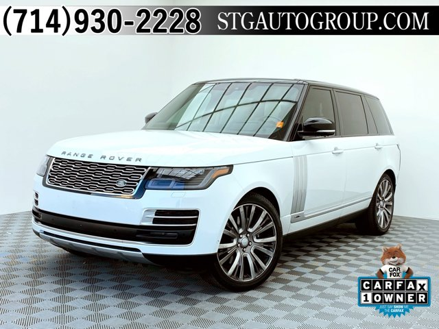 Used 2020 Land Rover Range Rover in Ontario, Montclair & Garden Grove, CA