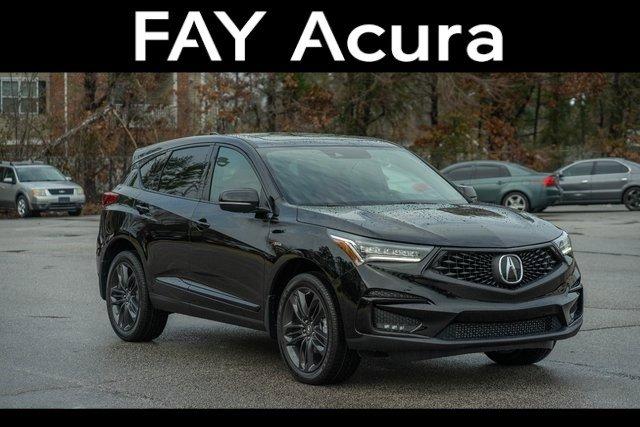 2020 Acura RDX w/A-Spec Pkg