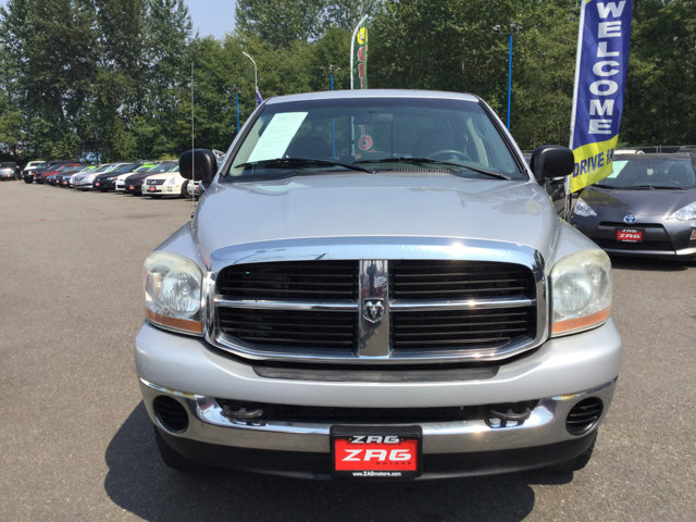 Used 2006 Dodge Ram 2500 4dr Quad Cab 140.5 4WD SLT