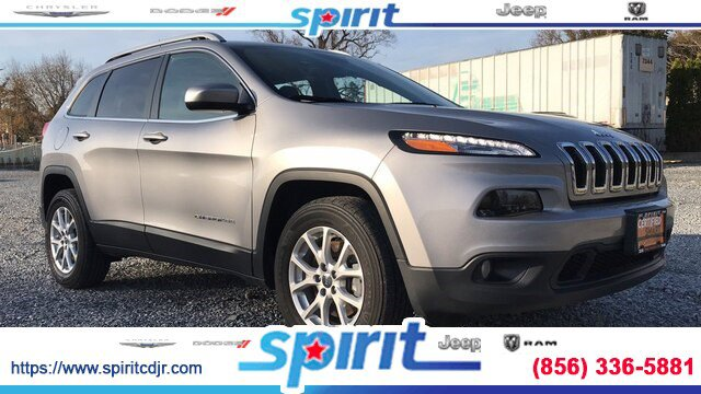 Used 2017 Jeep Cherokee in Swedesboro, NJ