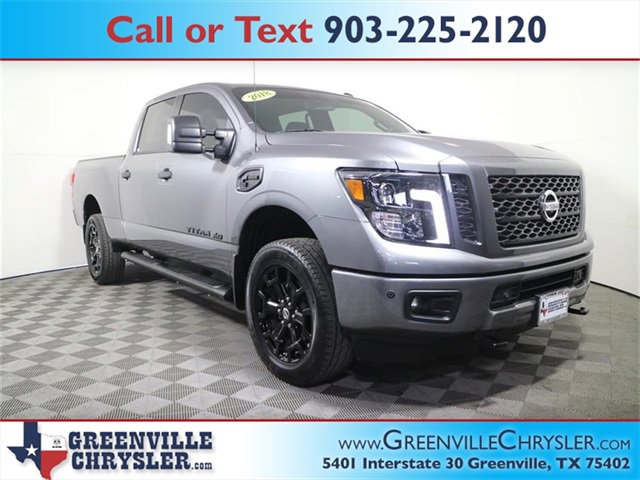Used 2018 Nissan Titan XD in Greenville, TX