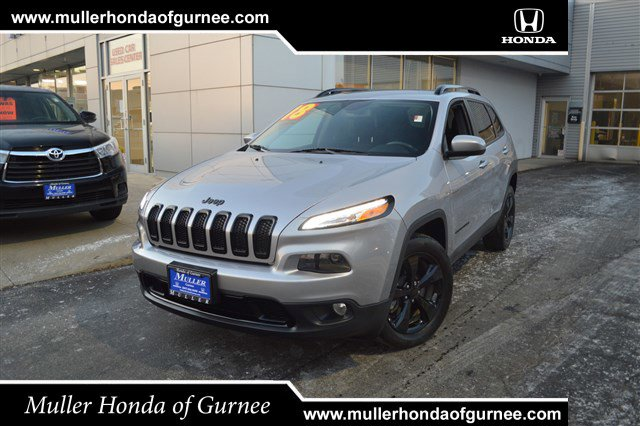 Used 2018 Jeep Cherokee in Gurnee, IL