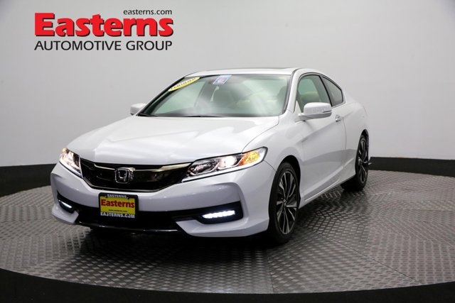 2017 Honda Accord Coupe EX-L Honda Sensing 2dr Car