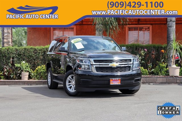 Used 2015 Chevrolet Tahoe in Fontana, CA