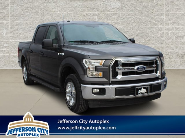 Used 2017 Ford F-150 in Jefferson City, MO