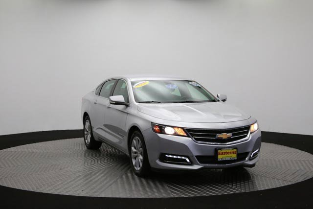 2018 Chevrolet Impala for sale 123351 49
