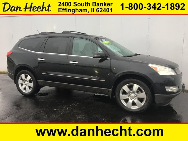 Used 2011 Chevrolet Traverse in Effingham, IL