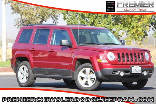Used 2017 Jeep Patriot in Tracy, CA