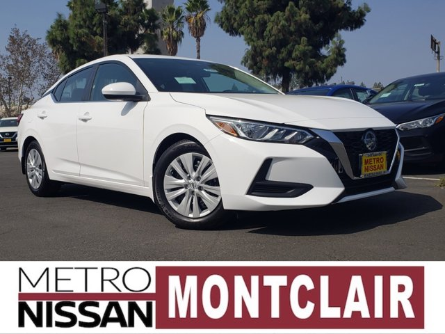 2020 Nissan Sentra S S CVT Regular Unleaded I-4 2.0 L/122 [18]