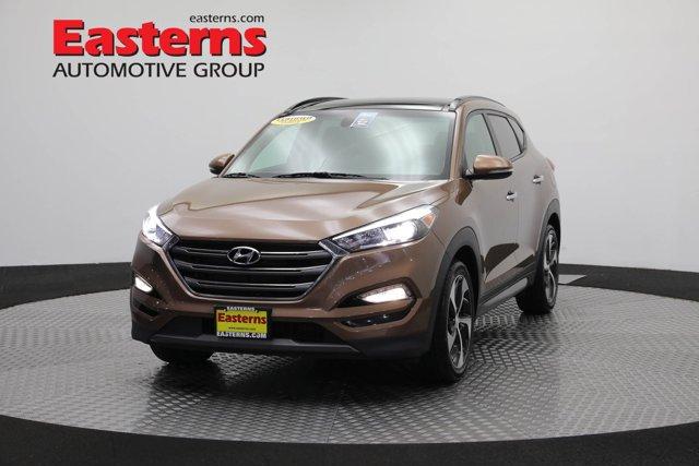 2016 Hyundai Tucson Limited Ultimate Sport Utility
