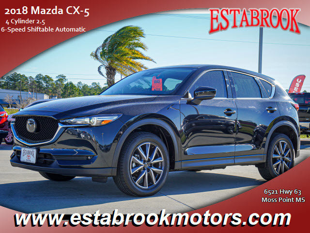 Used 2018 Mazda CX-5 in Moss Point, MS