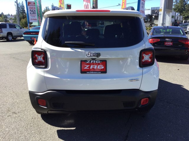 Used 2016 Jeep Renegade FWD 4dr Latitude