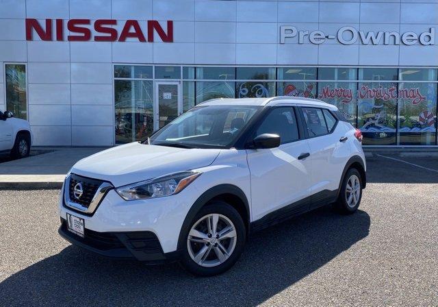 2018 Nissan Kicks S S FWD Regular Unleaded I-4 1.6 L/98 [0]