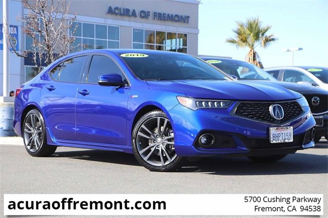 Used 2019 Acura TLX in , CA