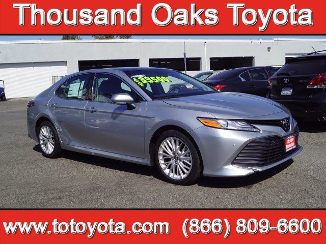 New 2018 Toyota Camry in Thousand Oaks, CA