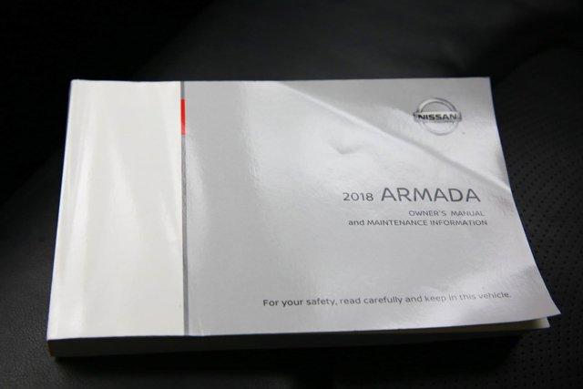 2018 Nissan Armada for sale 122693 18
