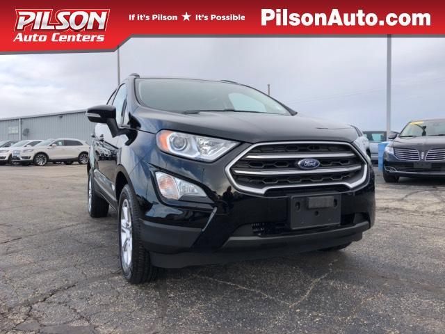 New 2020 Ford EcoSport in Mattoon, IL