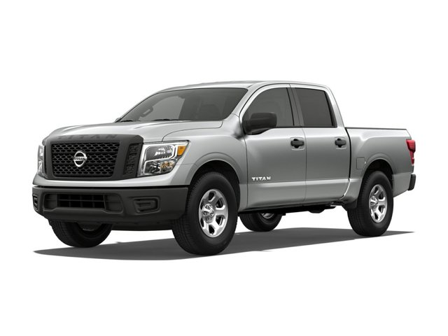 2017 Nissan Titan S 4x2 Single Cab S Regular Unleaded V-8 5.6 L/339 [17]