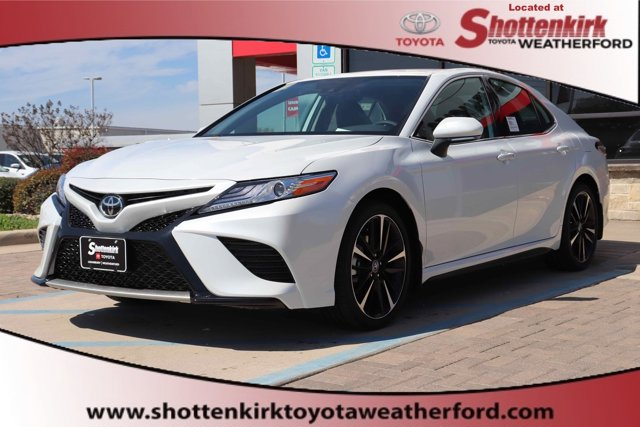 New 2020 Toyota Camry in Granbury, TX