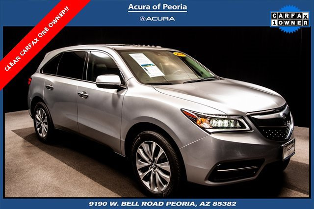 Used 2014 Acura MDX in , AZ